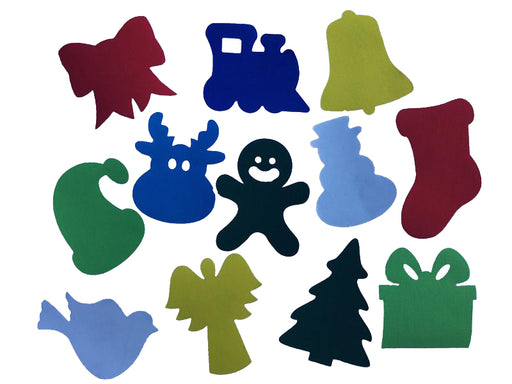 Christmas Cookies Combo Pack (Set of 12) - GrifGrips