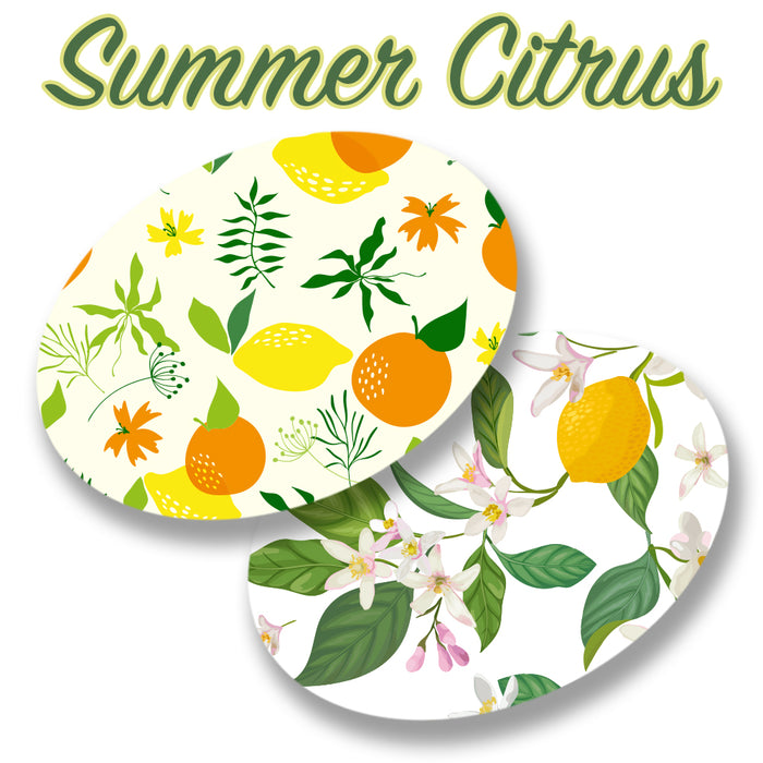 Summer Citrus Combo: Extreme Formula - 20 Pack Grips - Oval Shapes - GrifGrips