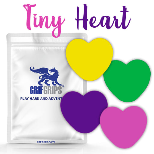 Tiny Heart Grip - GrifGrips
