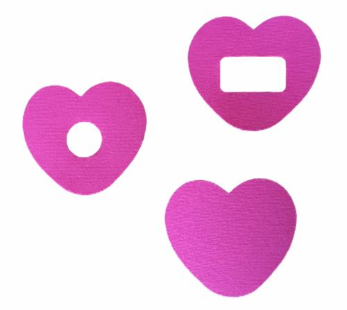 Steal My Heart Combo: 10 Tiny Hearts in Original and Power-X Formulas - GrifGrips