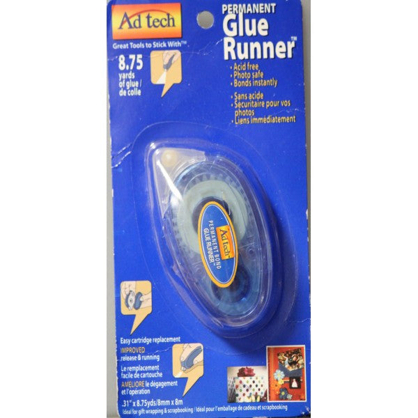 Ad Tech Permanent Glue Runner - SCRAPBOOKFARE