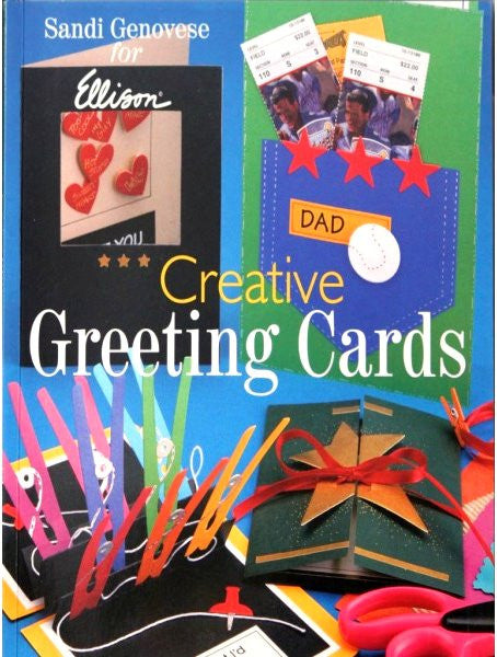 Sterling Publishing Company Creative Greeting Cards Book