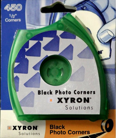 Xyron Solutions Black Photo Corners