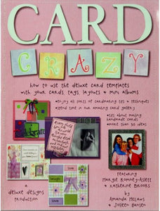 Deluxe Designs Card Crazy Book - SCRAPBOOKFARE