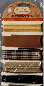 Deja Views Sharon Ann Timeless Collection Ribbon Variety Pack - SCRAPBOOKFARE