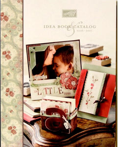 Stampin' Up! 2006-2007 Idea Book & Catalog