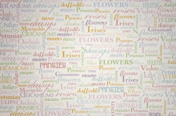 Scrapbook Paper 12 x 12 Words & Sentiments Theme Scrapbook Paper - SCRAPBOOKFARE