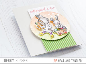 Neat & Tangled Cottontail Cuties Dies Set