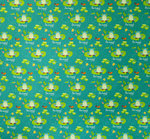 American Girl Bee Hoppy 12 x 12 Scrapbook Paper