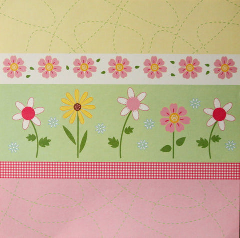 Provo Craft Daisy Do Borders Coordinates Cut Outs