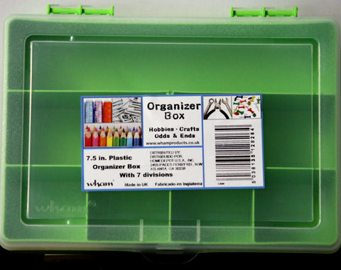 Home Depot Organizer Box