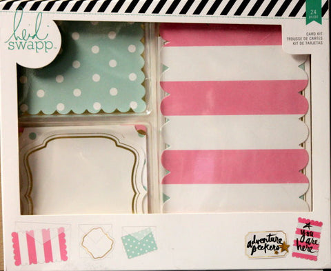 Heidi Swapp Card Kit