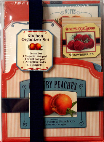 New Seasons Kitchen Organizer Set
