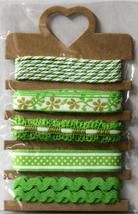 A Charmed Life Spring Trims Embellishments - SCRAPBOOKFARE