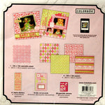 Colorbok 12 x 12 Baby Girl Scrapbook Page Kit