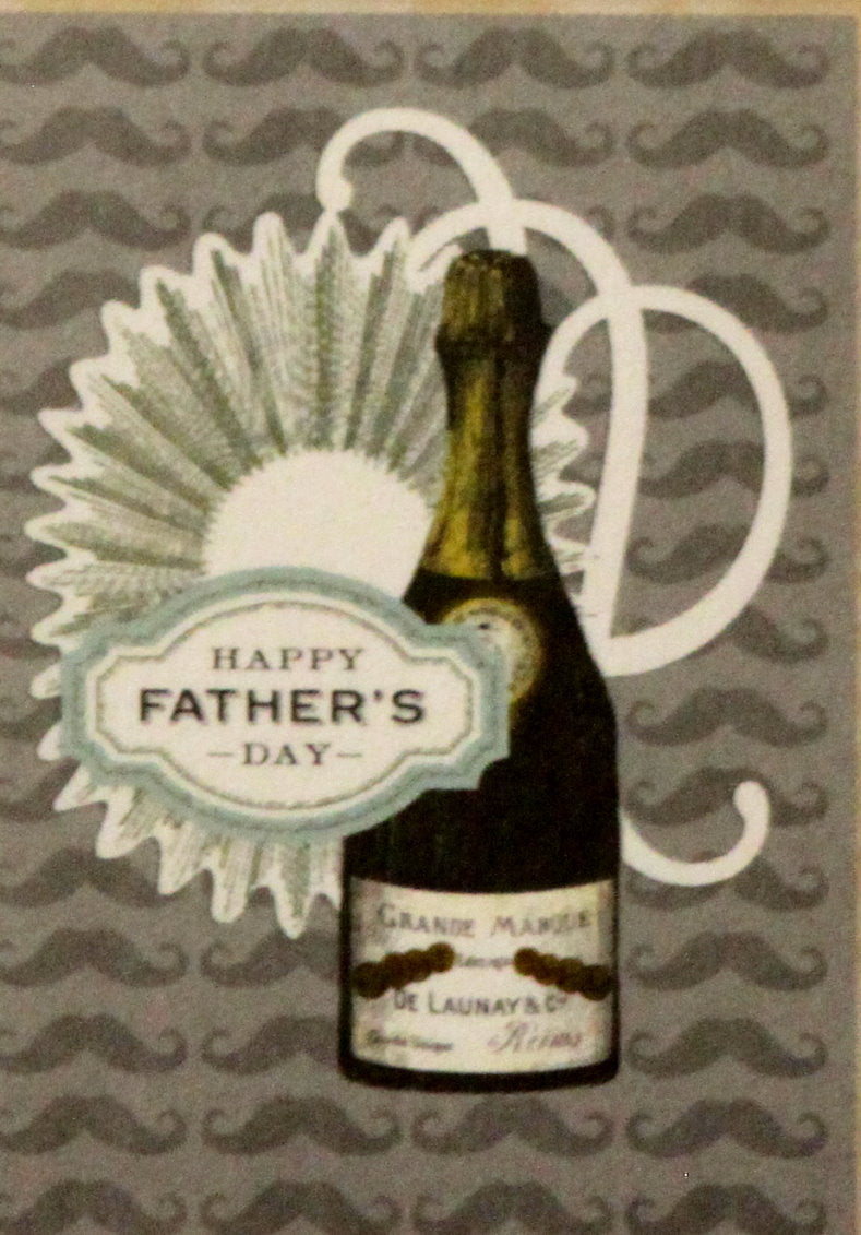 Anna Griffin Happy Father's Day Dimensional Card Making Kit