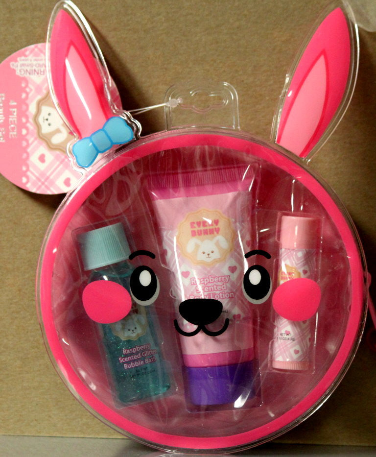 Almar Every Bunny 4 Piece Beauty Set - SCRAPBOOKFARE