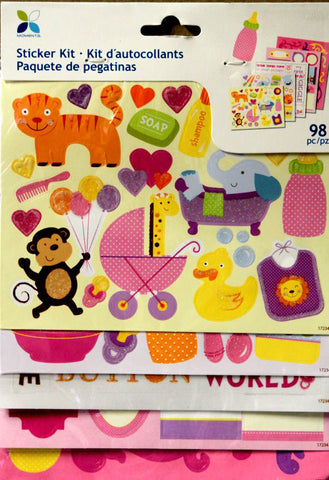 Momenta Baby Sticker Kit