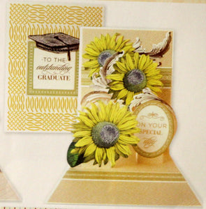 Anna Griffin Graduate Pop-up Card Making Kit