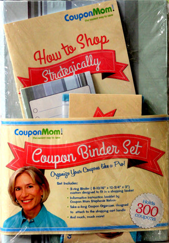 Coupon Mom! Coupon Binder Set