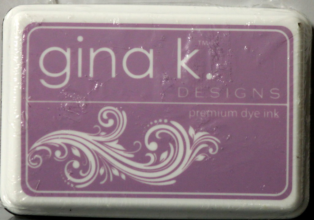 Gina K. Designs Lovely Lavender Premium Dye Ink Pad