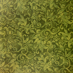 K & Company 12 x 12 Susan Winget Botanical Collection Double-Sided Cardstock Scrapbook Paper - SCRAPBOOKFARE