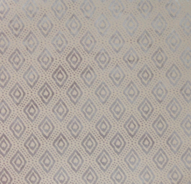 Craft Smith 12 X 12 Serenity Lavendar Triangles Cardstock Scrapbook Paper