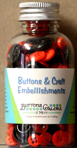 Buttons Galore & More Halloween Collection Buttons & Craft Embellishments