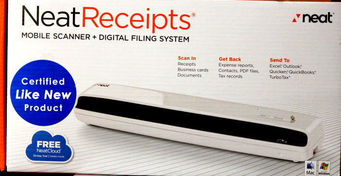 Neat receipts mobile scanner digital filing system scrapbookfare neat receipts mobile scanner digital filing system colourmoves