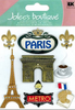 Jolee's Boutique Paris Dimensional Stickers#2