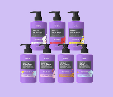 [KUNDAL] BT21 Protein Treatment 500ml