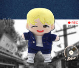 Denim Set for Doll