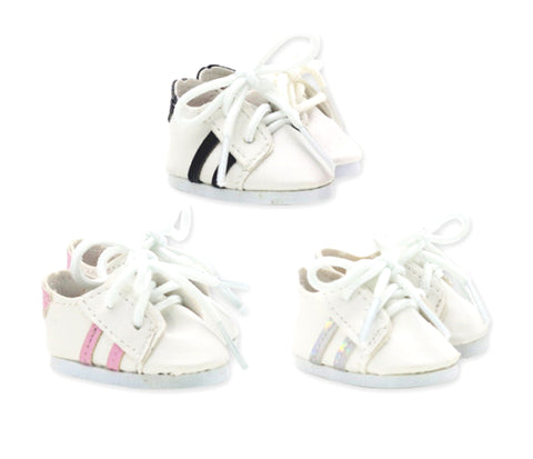 Stripe Shoes for Doll (3color)