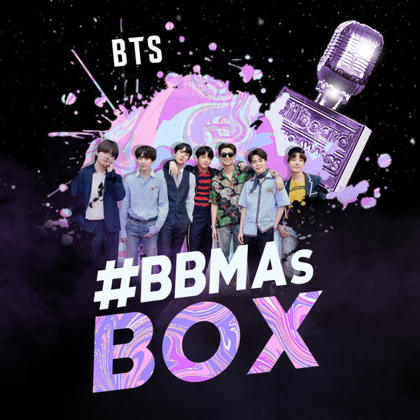 BTS #BBMAs BOX(**LIMITED TIME OFFER**)