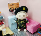 Military Look for Doll