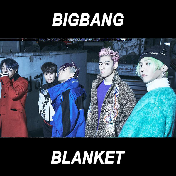 Bigbang Blanket(Group or Individual Member)