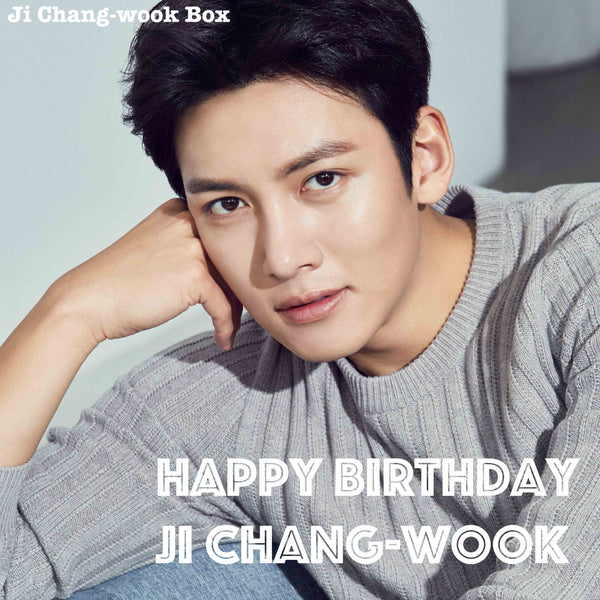 Ji Chang-wook Box(**LIMITED TIME OFFER**)