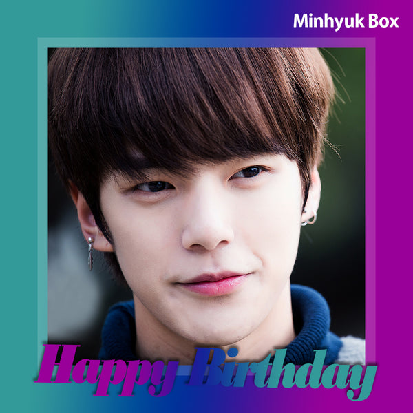 MINHYUK BOX(**LIMITED TIME OFFER**)