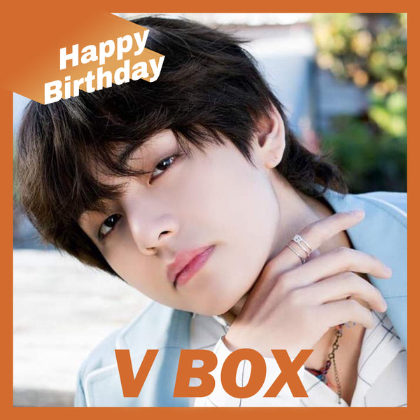 V(Tae-hyung) B-DAY BOX(**LIMITED TIME OFFER**)