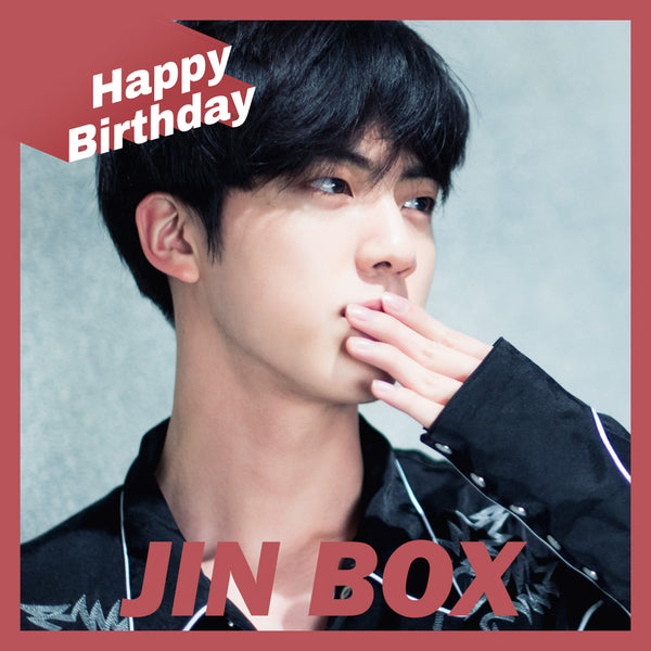 JIN B-DAY BOX(**LIMITED TIME OFFER**)