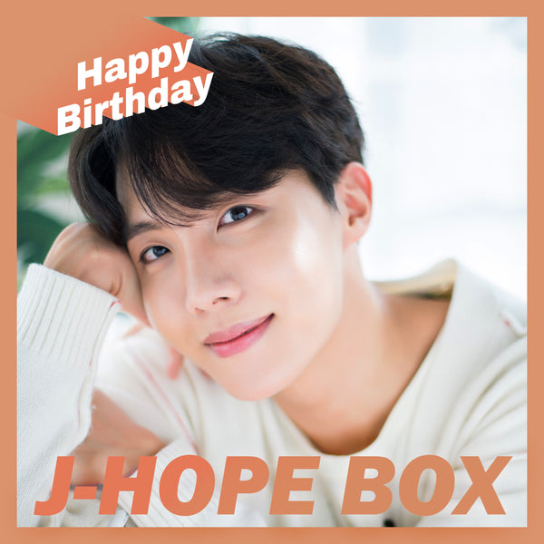 NEW J-HOPE BOX(**LIMITED TIME OFFER**)