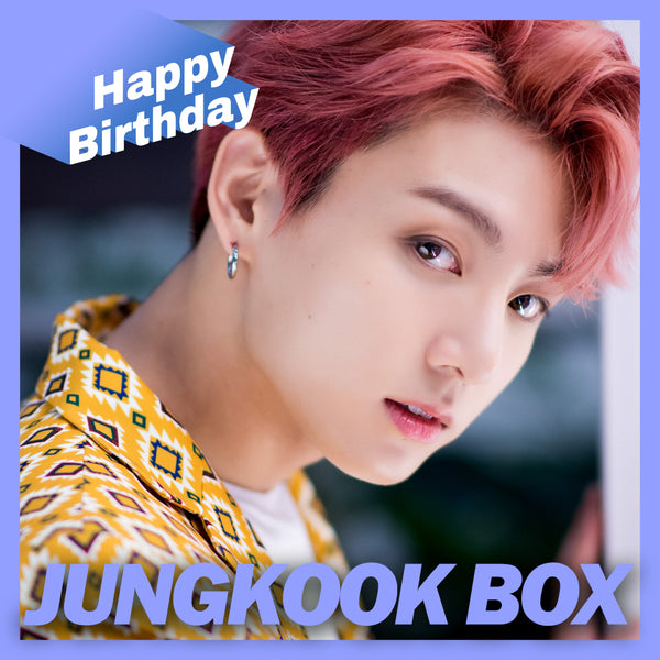 JUNGKOOK BOX(**LIMITED TIME OFFER**)