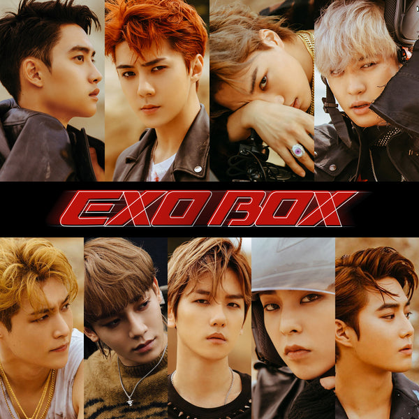 EXO BOX(**LIMITED TIME OFFER**)