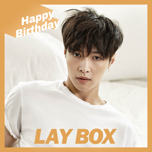 EXO LAY BOX(**LIMITED TIME OFFER**)