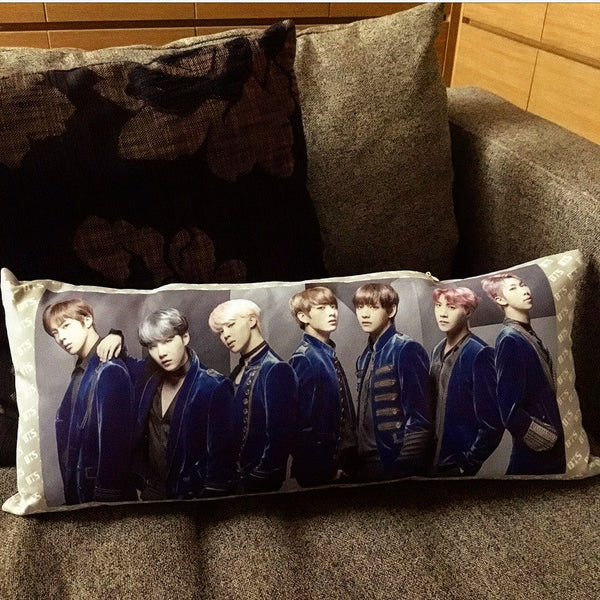 BTS 4th Anniversary Special** PILLOW BOX **