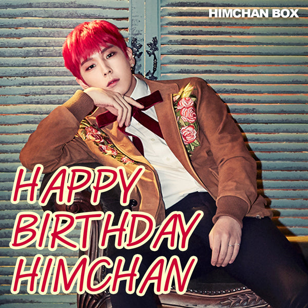 B.A.P HIMCHAN BOX(**LIMITED TIME OFFER**)