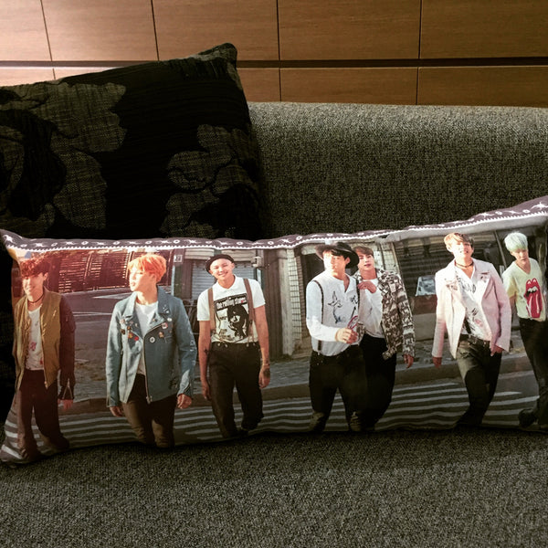 K-POP/K-DRAMA PILLOW BOX **ALL KPOP/KDRAMA STARS AVAILABLE**