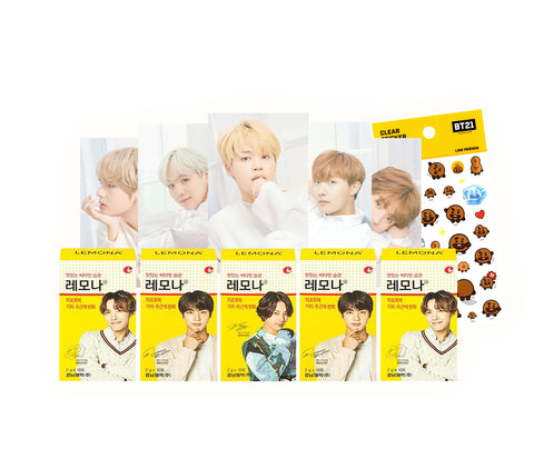 BTS Vitamin C Box