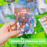 MONSTA X Christmas Box (Tracking Number Service Included)