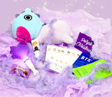 Purple Christmas Box (Tracking Number Service Included)